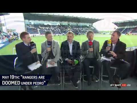 The Best Chris Sutton on sevco, includes Sutton v Pedro