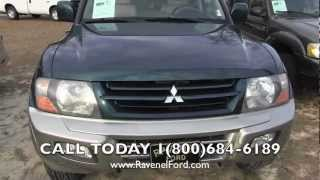 2002 MITSUBISHI MONTERO LIMITED 4X4 Review * Charleston Car Videos * For Sale @ Ravenel Ford