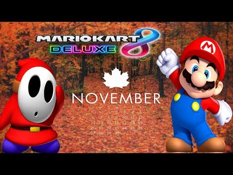 New Month! New Me! Same Old Mario Kart!