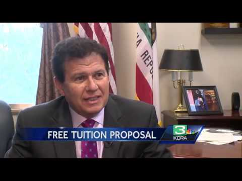 Lawmakers push for free tuition at California's community colleges