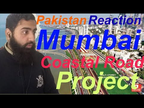 Pakistan React on Mumbai Coastal Road Project | AS Reactions