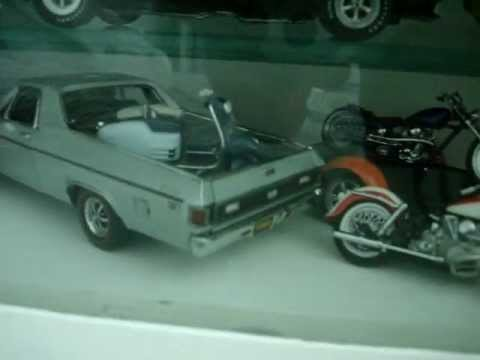 Franklin Danbury Mint 1 24 Scale Diecast Car Collection Youtube