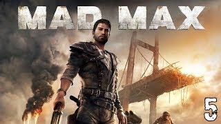 MAD MAX #5 | CIUDAD GASOLINA | Gameplay Español