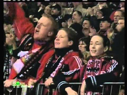 2003 (February 18) Bayer Leverkusen (Germany) 1 -Newcastle (England) 3 (Champions League)
