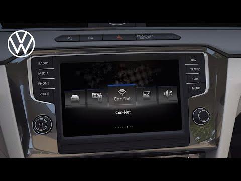 Passat B8 Car-Net Guide&Inform