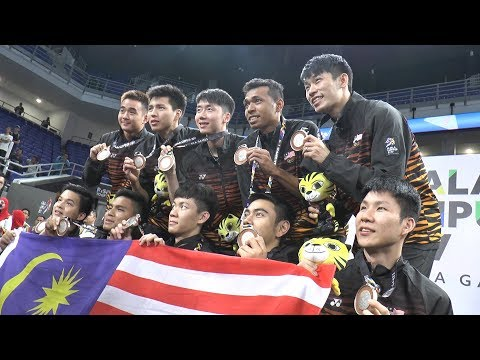 Hard to achieve two-gold target from badminton, says BAM technical director