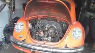 VW Garbus, odpalenie po latach