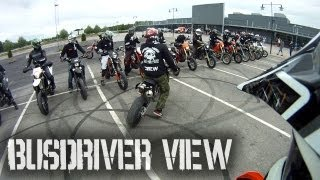 BusDriver view EPIC RIDE 2012 [RAW Superretards]