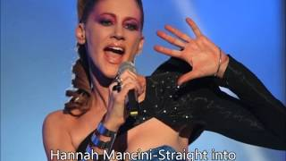 ESC 2013 - Slovenia - Hannah Mancini - Straight into Love
