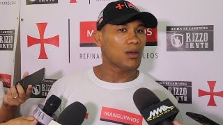 'Jacare' Souza Wants Double KO in Michael Bisping vs. Georges St-Pierre UFC Title Fight
