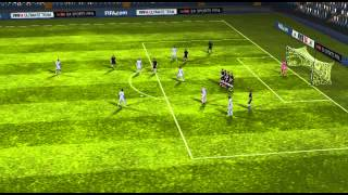 FIFA 14 Android - Real Madrid VS Real Sociedad