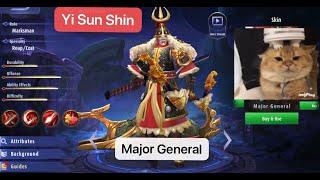 Brawl MasterYi Sun-Shin Game Play Mobile Legend 9-2-14