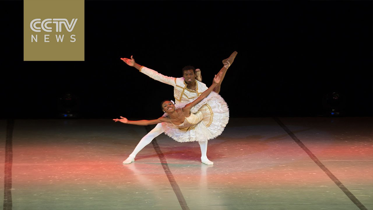 Joburg Ballet brings African dance to China