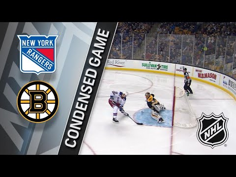 12/16/17 Condensed Game: Rangers @ Bruins