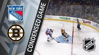 12/16/17 Condensed Game: Rangers @ Bruins