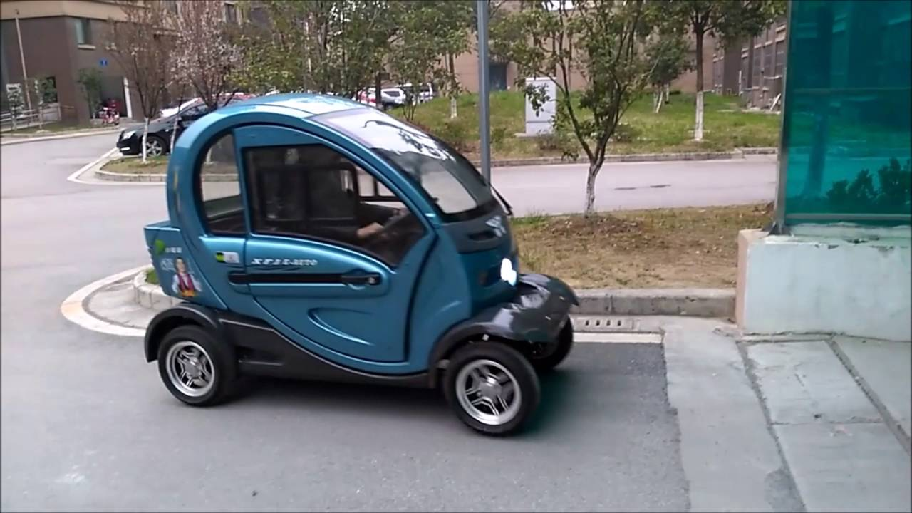 Nv X1 Enclosed Mobility Scooter Newage Vehicles Www Mynv