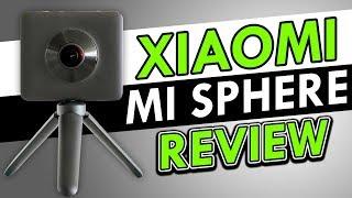 Xiaomi Mijia Mi Sphere - BEST 360 Camera Under $300
