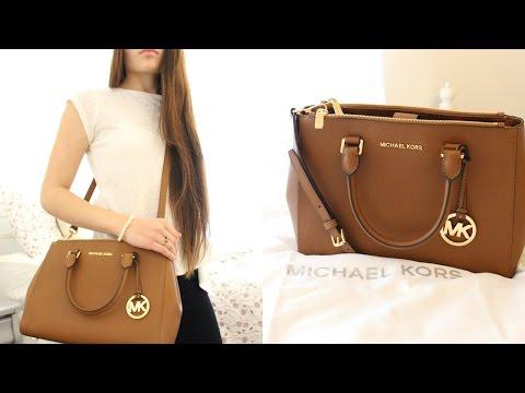 My New Handbag! | Michael Kors Sutton Review