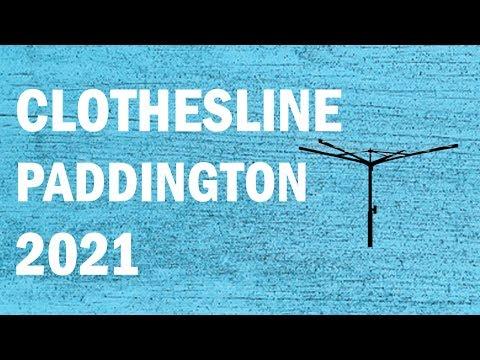 Clothesline Paddington 2021 Eastern Suburbs Sydney NSW