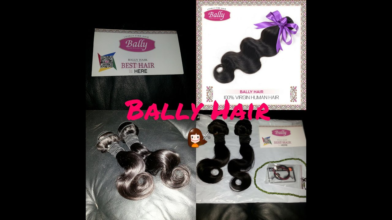 Bally Hair Aliexpress Initial Review Youtube