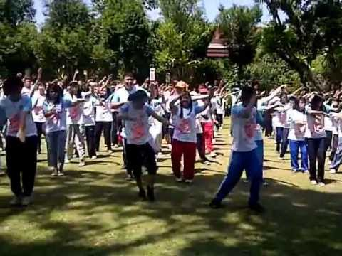Flash Mob PK2MB 2012 STP.TRISAKTI