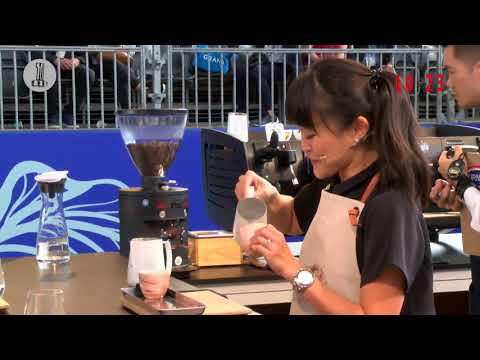 World Barista Championship 2018 - Zeen Soon (Singapore)