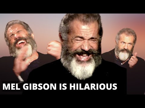 Mel Gibson on why Hollywood is like a kidney, his faith, his new beard and comeback (Hacksaw Ridge)