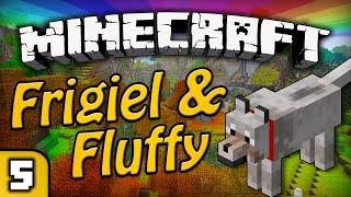Frigiel & Fluffy : L'attaque du donjon ! | Minecraft -  S3 Ep.5