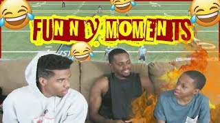 The Old Trent Was Out Of Control! He SMACKED Juice! (Madden Funny Moments Ep.3)