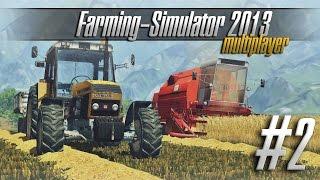 Praca, duuuużo pracy... :D #2 - Farming Simulator 2013 - SEZON 4