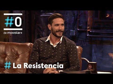 LA RESISTENCIA - Entrevista a Javier Santaolalla   #LaResistencia 12.02.2018