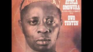 Alhadji Ayinla Omowura & his Apala Group - Owo Tuntun 1977