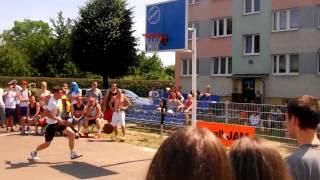 B-Ball Jam 2015 / Slam Dunk Contest / All Dunks / Poland, Dzierżoniów