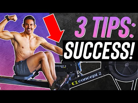 Rowing for Weight Loss: 3 Easy Tips to Guarantee Your Success