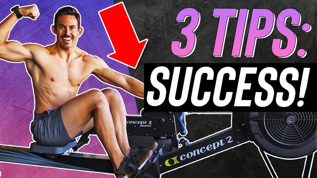 concept 2 rower pentru pierderea în greutate