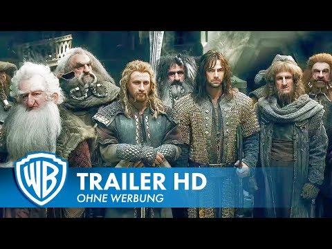 DER HOBBIT: DIE SCHLACHT DER FÜNF HEERE - Trailer #2 Deutsch HD German (2014)