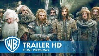 DER HOBBIT: DIE SCHLACHT DER FÜNF HEERE - Trailer F2 Deutsch HD German
