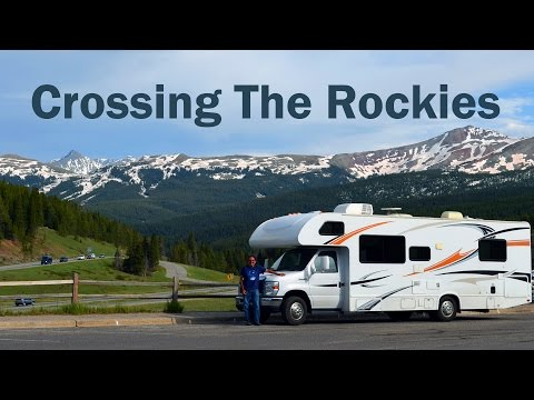 Crossing The Rockies (Four Corners Day 1)