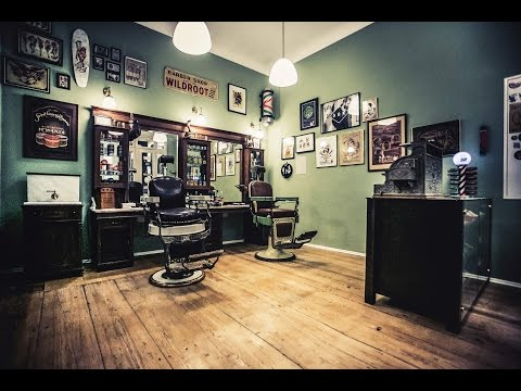 Holy Tiger Barbershop Graz