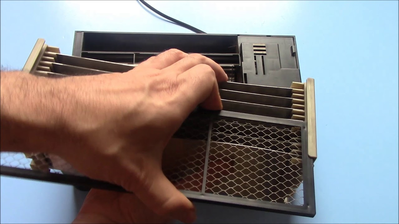 The Trion Air Cleaner 442502 003 Instructions And Review Youtube