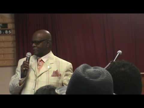 Terry Norris, Minister