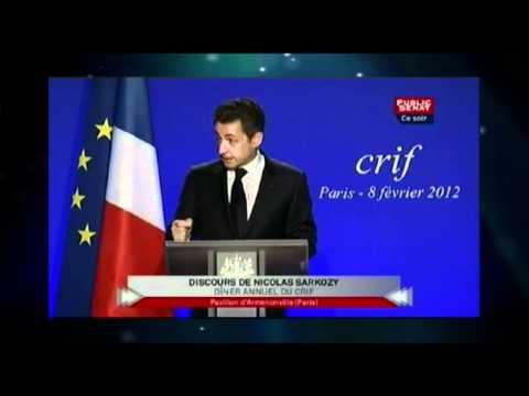 Nicolas Sarkozy, Le Seul Vrai Ami D'Israël