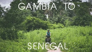 Cycling Africa, Gamia to Senegal