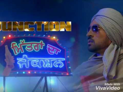 Mitran Da Junction / Sardaarji 2 / Diljit Dosanjh / Latest Punjabi Song 2016