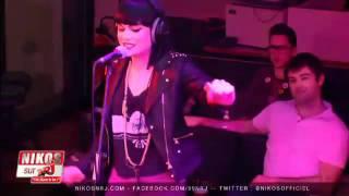 Jessie J Live 'Price Tag' on NRJ France plus Interview