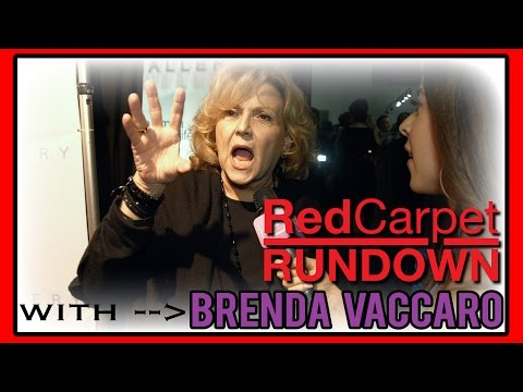TV star Brenda Vaccaro On