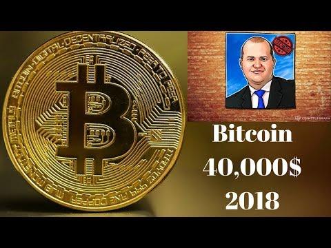 Bitcoin Foundation  के  Director  ने  कहा  BITCOIN   हो  सकता  है  इस  साल  40,000$  का  in Hindi
