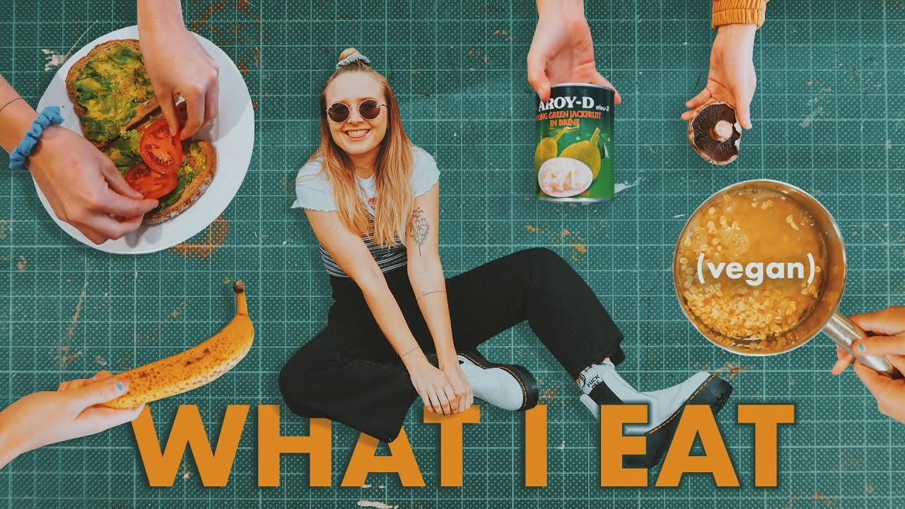 What I EAT in a WEEK: Vegan | Plant Based Recipes for Beginners + Lazy People
