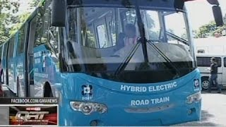 QRT: Hybrid electric train na kayang magbiyahe ng isang milyong pasahero kada araw