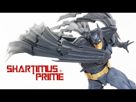 Revoltech Batman Amazing Yamaguchi DC Comics Japanese Import Collectible Action Figure Toy Review